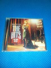 Ms.OOJA CD「THE HITS 〜NO.1 SONG COVERS〜」カバーアルバム