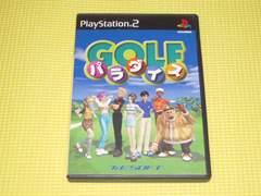 PS2★即決★ゴルフパラダイス★箱説付★スポーツ