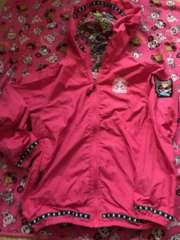 ヒスミニ140�pジャンパー ピンク