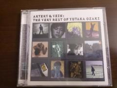 尾崎豊「ARTERY&VEIN〜THE VERY BEST OF YUTAKA OZAKI」ベスト