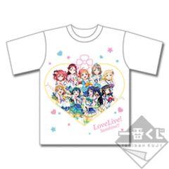 ラブライブ!サンシャイン!一番くじ☆B賞青空jumping.heart☆Tシャツ即決