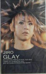 GLAY/�R���p�N�g�~���[ JIRO