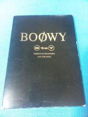 BOOWY 写真集「B to Y」氷室京介 布袋寅泰 ボウイ 暴威