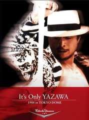 ★即決DVD新品★ 矢沢永吉 It's Only YAZAWA 1988 in TOKYO DOME