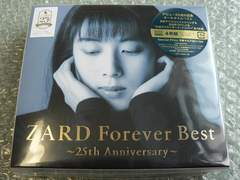 ★新品★ZARD/Forever Best -25th Anniversary【初回盤】4枚組CD