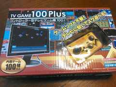 ����i���A TV GAME 100 Plus