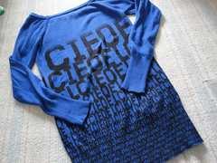 ロゴセーター薄地タイプ