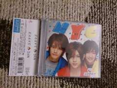 NYC「ユメタマゴ」初回DVD+帯付/Hey! Say! JUMP