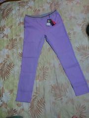 薄紫デニム2XL