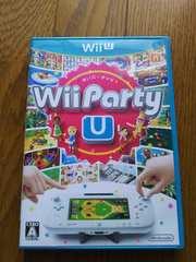 「Wii party」Wii Uソフト/中古