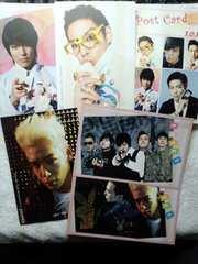 BIGBANG☆TOP☆ポスカ5枚セット