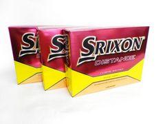 新品即決スリクソン SRIXON DISTANCE パッションイエロー 3DZ