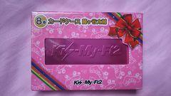 Kis-My-Ft2���Z�u���������J�[�h�P�[�X�������J���ず�L�X�}�C