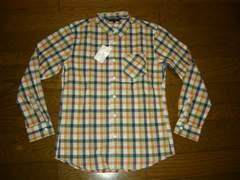 新品URBAN RESEACHアーバンリサーチチェックシャツ40長袖Y×N
