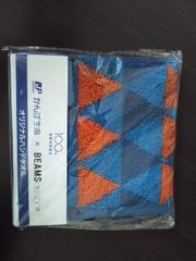 かんぽ生命×BEAMS オリジナルハンドタオル 新品未開封非売品