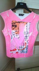 アンディーウォーホールAndy Warhol■ユナイテッドアローズ■タンクノースリブTシャツ■イタリア製