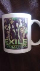 EXILEマグカップ    緑