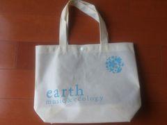 アースミュージック&エコロジー earth music ショッピングバッグ