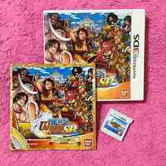 【3DS】ONE PIECE/UNLIMITED CRUISE SP