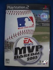 PS2 MVP�x�[���{�[�� 2003/��{�l���W���[���[�K�[