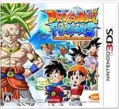 新品即決 3DS ドラゴンボールフュージョンズ 送料無料
