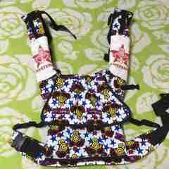 �q�X��STAR with MINI 2way carrier��white�~blue