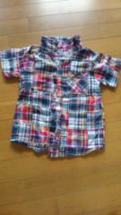 130�pチェックシャツ��419
