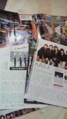 A.B.C-Zルクスタ、オリスタ、月刊ミュージカル など 8枚