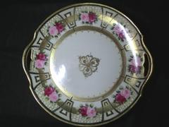 M-NIPPONオールドノリタケ薔薇一杯大皿26.5cm