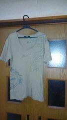 シェラック SHELLAC Tシャツ 半袖カットソー 46 Mサイズ