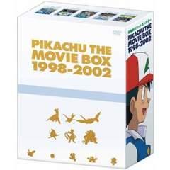 ■希少DVD『ポケットモンスター ピカチュウ・ザ・ ムービーBOX 1998-2002』