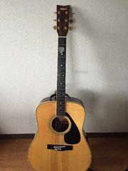 美品 ヤマハアコーステックギター  ケース付き