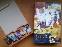 夏目友人帳オリジナルアートトランプトランプ一番くじ