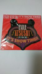 EXILE ATSUSHI IT'S SHOW TIME カーサイン 新品