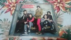 大国男児『LoveLetters』初回限定B JAPAN CD 8曲入