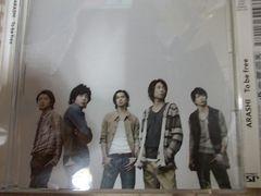 新品同様嵐To be free DVDつきCD