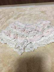 リズリサ ショートパンツ ピンクベージュ 美品 フリーサイズ