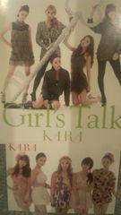 激安!超レア!☆KARA/ガールズトーク☆初回盤/CD+DVD激レア!カード付美品