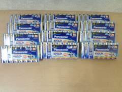 新品パナソニックエボルタ単3形アルカリ乾電池8本パック×12個 計 96本