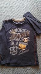 長袖Tシャツ120