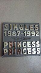 PRINCESS PRINCESSプリプリ/SINGLES1987-1992/BESTベスト初回限定