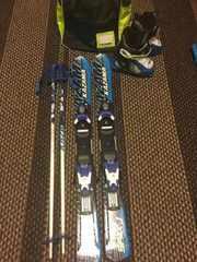 子供用スキーセット90cm4点セット