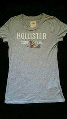 HOLLISTER ホリスター Tシャツ グレー S