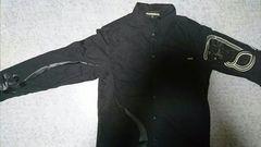 PEACE MAKER ピースメーカー トライバル シャツ Lサイズ 中古品