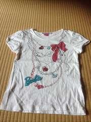 ユニクロ UNIQLO 女の子用 Tシャツ 130