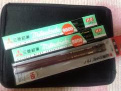 新品★鉛筆8本☆試験などで!