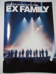 EXILE EX�\FAMILY  2014�t��  �O���JSB