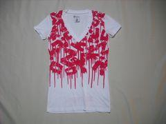 mq563 女 ZOO YORK ズーヨーク 白 Tシャツ Sサイズ