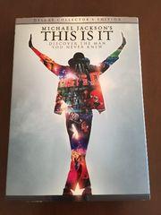 《中古DVD》マイケルジャクソン『THIS IS IT』