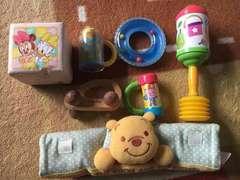赤ちゃんおもちゃセット売り〜